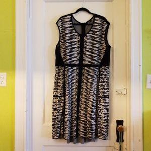 Nic + Zoe 2x Dress with pockets